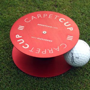 Carpet Cup – Portable putting practice hole